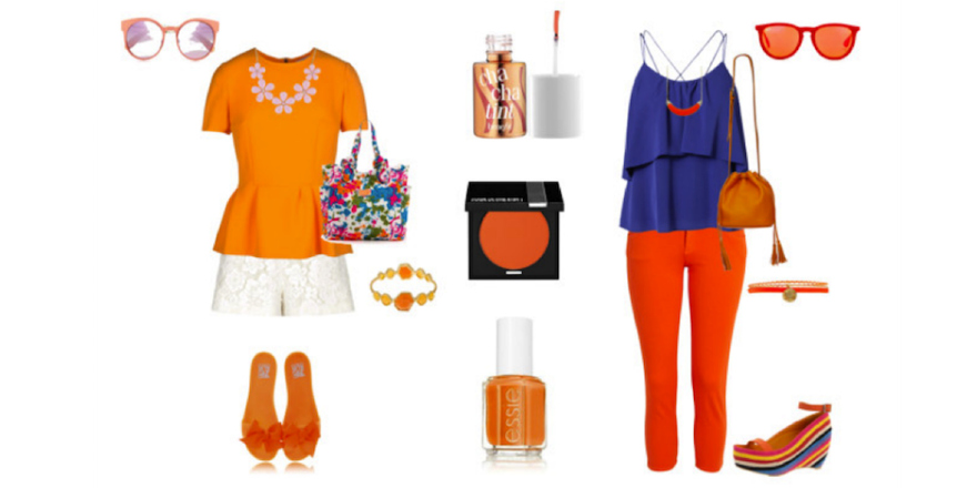 Style Report: ORANGE Really Is The New Black