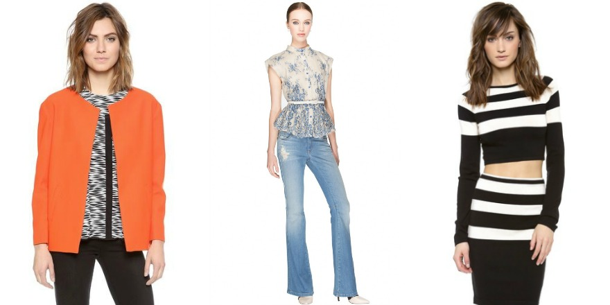 Style Advice from Fashion Week: What to buy for Spring Style 2014