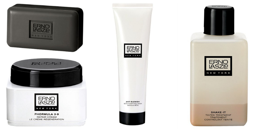 Celebrity Treatment And Skincare Perfection With Erno Laszlo