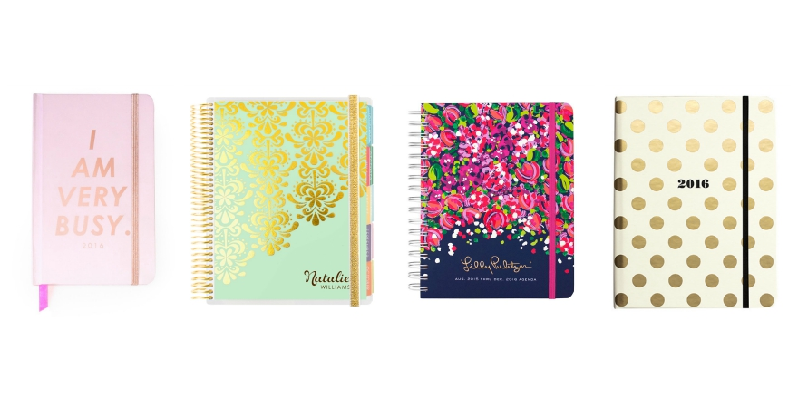 7 Perfect Planners for Girls-on-the-Go!