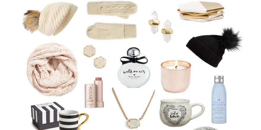 18 Stocking Stuffers for the Lovely Ladies in Your Life