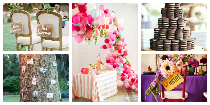 10 Must-Follow Pinterest Boards for Wedding Inspiration