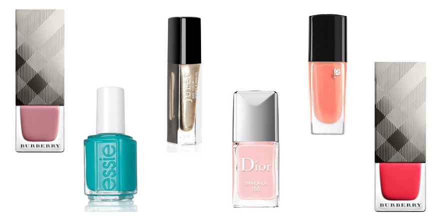 5 Statement Making Nail Polish Trends for Spring 2015