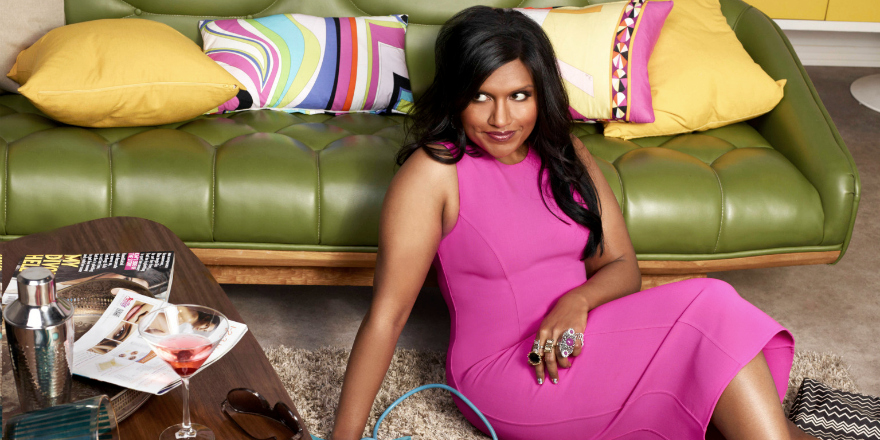 Mindy Kaling: The New Face of Hollywood's 'It Girl'