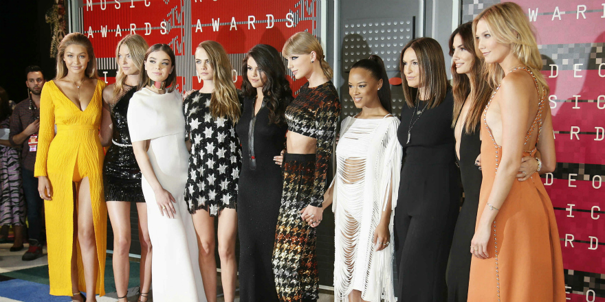 Taylor Swift's Bad Blood + Creating Your Posse of Badass Gal Pals