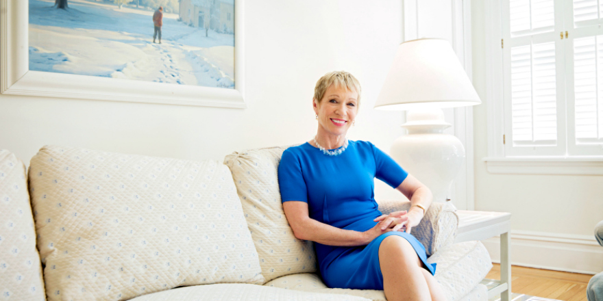 Shark Tank's Barbara Corcoran on the Smartest Investment You Can Make