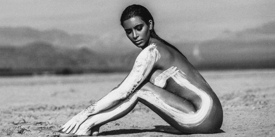 Why We Shouldn't Shame Kim Kardashian's Nude Selfie