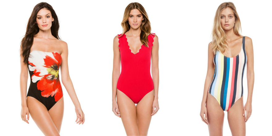 Beach Body Confidence: The Wonder of a One-Piece