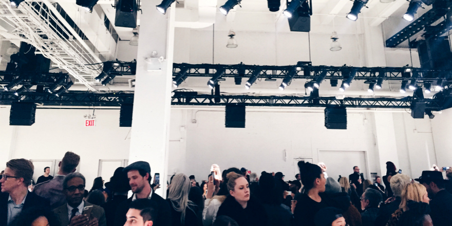 NYFW Photo Diary: A Day in the Life of a Fashion Blogger