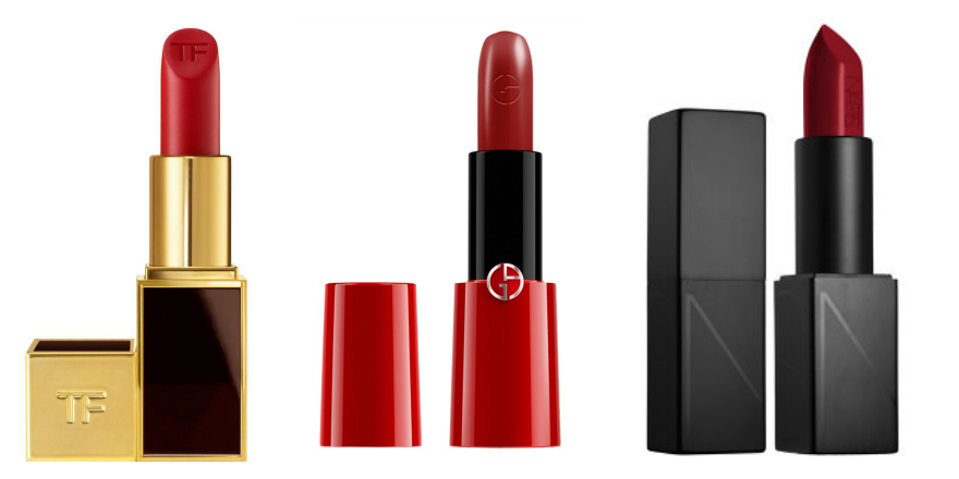 9 Red Lipsticks Shades for a Bold, Confident, and Dynamic 2016