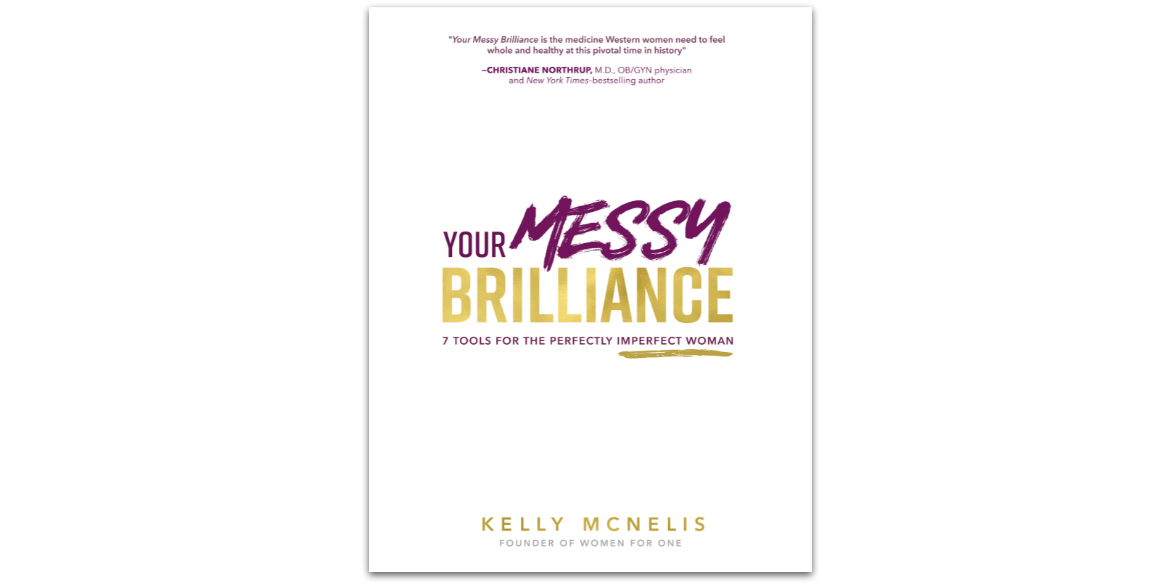 Finding Your Messy Brilliance: A bSmart Interview with Author Kelly McNelis