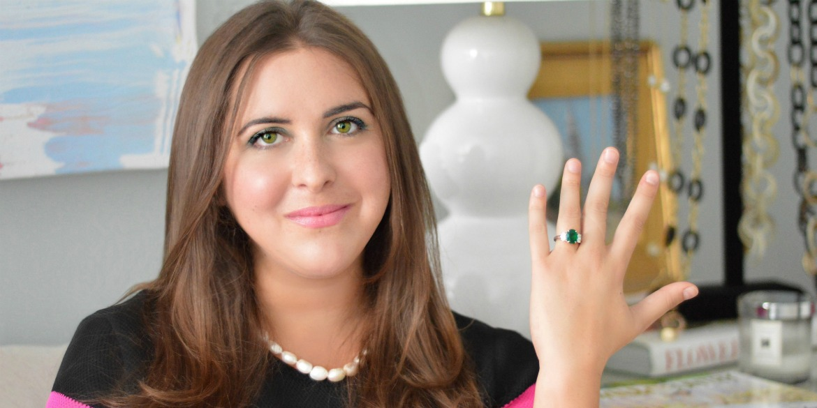 Engagement Ring 101 with Kiss The Ring New York