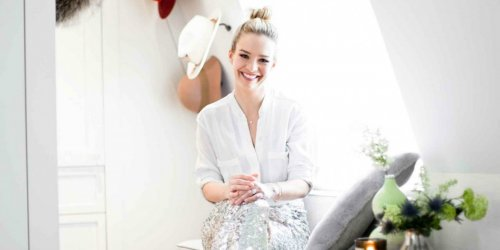 Reality Role Model Marissa Hermer on Balancing Business, Motherhood, and Friendship