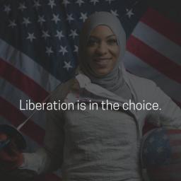 Olympian Ibtihaj Muhammad