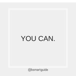05.08 YOU CAN