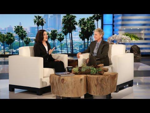 Facebook COO Sheryl Sandberg's First Sit-Down with Ellen